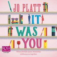 It Was You - Jo Platt
