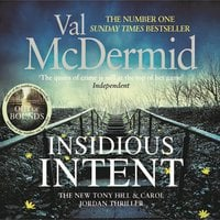 Insidious Intent - Val McDermid