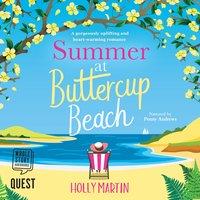 Summer at Buttercup Beach - Holly Martin