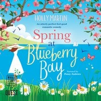 Spring at Blueberry Bay - Holly Martin
