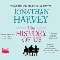The History of Us - Jonathan Harvey