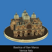 Basilica of San Marco Venice Italy - Paola Stirati