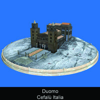 Duomo Cefalù Italia - Paola Stirati