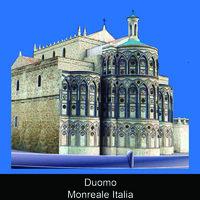 Duomo Monreale Italia - Paola Stirati