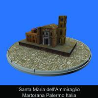 Santa Maria dell'Ammiraglio Martorana Palermo Italia - Paola Stirati