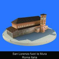 San Lorenzo fuori le Mura Roma Italia - Paola Stirati