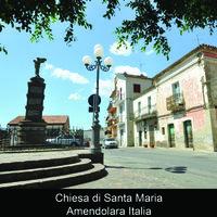Chiesa di Santa Maria Amendolara Italia - Caterina Amato