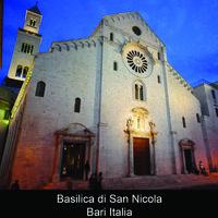 Basilica di San Nicola Bari Italia - Caterina Amato