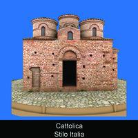 Cattolica Stilo Italia - Paola Stirati