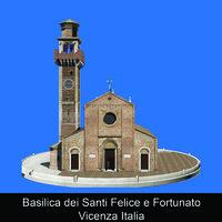 Basilica dei Santi Felice e Fortunato Vicenza Italia - Alessio Tremiti