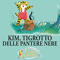 Kim, tigrotto delle pantere nere - VITTORIO PALTRINIERI (musiche), SILVERIO PISU (testi)