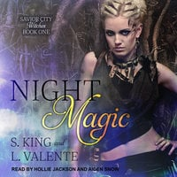 Night Magic - S. King, L. Valente
