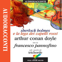 Sherlock Holmes e la lega dei capelli rossi - Arthur Conan Doyle