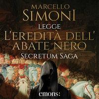 L'eredità dell'abate nero - Marcello Simoni