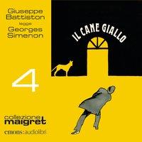 Il cane giallo - Georges Simenon