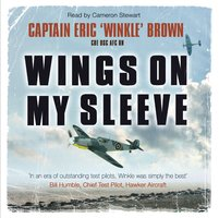 Wings on My Sleeve - Eric Brown