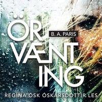 Örvænting - B.A. Paris
