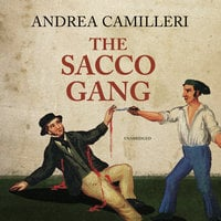The Sacco Gang - Andrea Camilleri