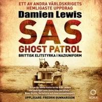 SAS Ghost Patrol - brittisk elitstyrka i naziuniform - Damien Lewis