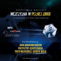 Mężczyzna w pełnej zbroi - Henryk Wieja,Krzysztof Jędrzejewski,Piotr Milkiewicz,John Abraham Godson