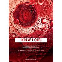 Krew i olej - Karol Sobczyk