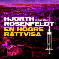En högre rättvisa - Hans Rosenfeldt,Michael Hjorth