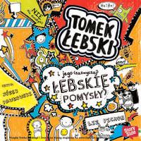 Tomek Łebski i jego (zazwyczaj) dobre pomysły - Liz Pichon