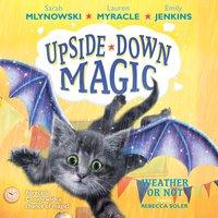 Upside-Down Magic #5: Weather or Not - Sarah Mlynowski, Lauren Myracle, Emily Jenkins
