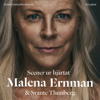 Scener ur hjärtat - Malena Ernman, Svante Thunberg