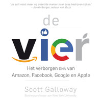 De vier - Scott Galloway