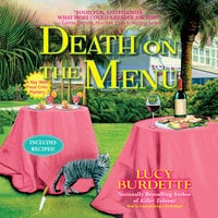 Death on the Menu - Lucy Burdette
