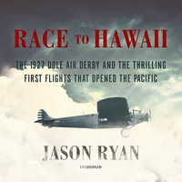 Race to Hawaii - Jason Ryan
