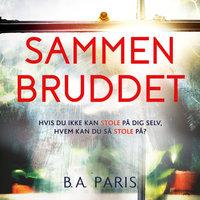Sammenbruddet - B.A. Paris