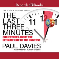 The Last Three Minutes - Paul Davies