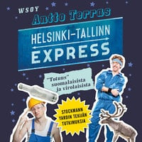 Helsinki-Tallinn express - Antto Terras