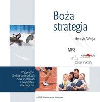 Boża strategia - Henryk Wieja