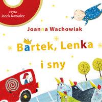 Bartek, Lenka i sny - Joanna Wachowiak