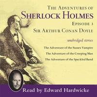 Adventures of Sherlock Holmes, Vol. 3 - Sir Arthur Conan Doyle
