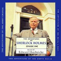 The Adventures of Sherlock Holmes - Sherlock Holmes, Episode 1 - Arthur Conan Doyle