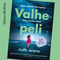 Valhepeli - Ruth Ware