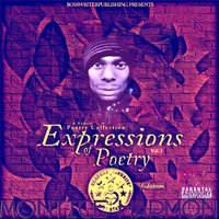 Expressions of Poetry - Montice Harmon