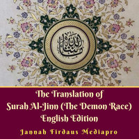 The Translation of Surah Al-Jinn - Jannah Firdaus Mediapro