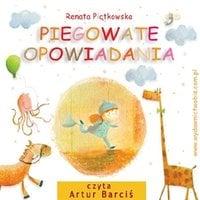 Piegowate opowiadania - Renata Piątkowska