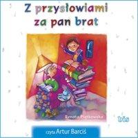 Z przysłowiami za pan brat - Renata Piątkowska