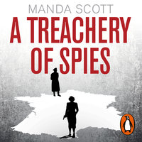 A Treachery of Spies - Manda Scott