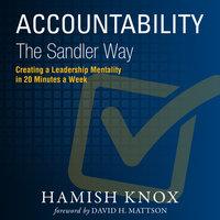 Accountability the Sandler Way - Hamish Knox