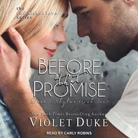 Before That Promise: Drew & Skylar, Book One - Violet Duke