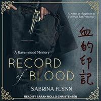 Record of Blood - Sabrina Flynn