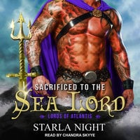 Sacrificed to the Sea Lord - Starla Night