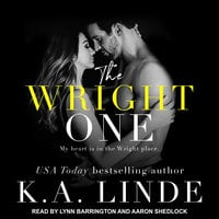 The Wright One - K.A. Linde